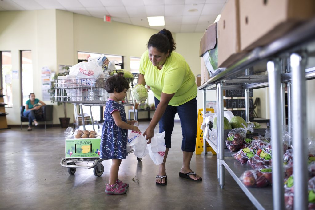 1 in 7 Texas Homes Struggle to Avoid Hunger As Threats to Federal Assistance Mount