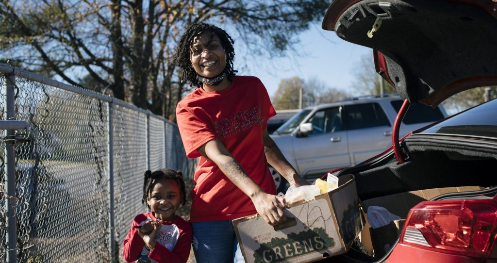 Why Voter Access is Important to Texas Food Banks