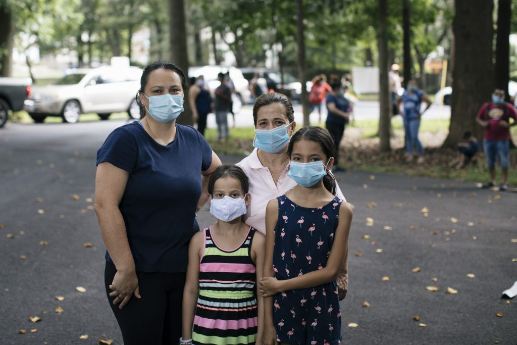 1 in 8 Texas Households Struggled to Eat While Pandemic Raged